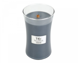 Evening Onyx Large Candle WoodWick®
