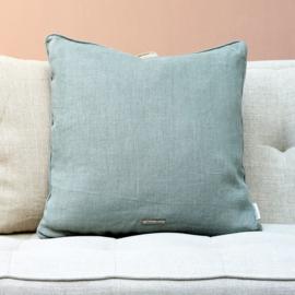 Lovely Linen Pillow Cover fresh green 50x50