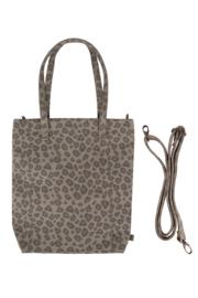Basic shopper leopard