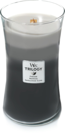 Trilogy Warm Woods Large Candle WoodWick®