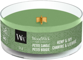 Hemp & Ivy Petite Travel Candle WoodWick®