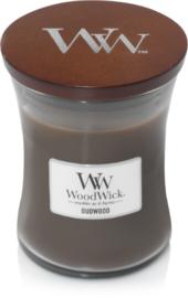 Oudwood Medium Candle WoodWick®