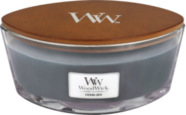 Evening Onyx Ellipse WoodWick® HeartWick Candle