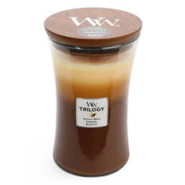 Trilogy Cafe Sweets Large Candle WoodWick®