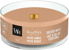 Golden Milk Petite Travel Candle WoodWick®