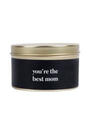 Geurkaars in blik best mom