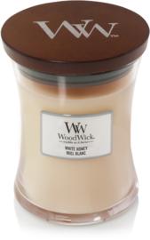 White Honey Medium Candle WoodWick®