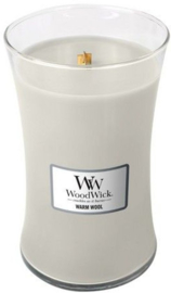 Warm Wool Large Candle WoodWick®