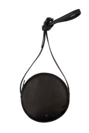 Kekke ronde tas zwart