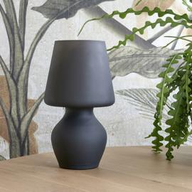 RM Glass Table Lamp dark grey