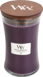 Fig Large Candle WoodWick®