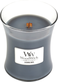 Evening Onyx Medium Candle WoodWick®