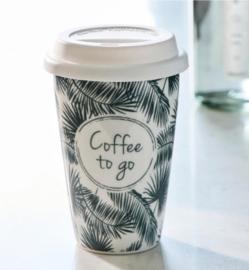 Love My Coffee To Go Mug
