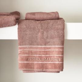 RM Elegant Towel plum 100x50