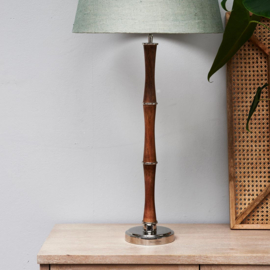 Lovely Bamboo Table Lamp