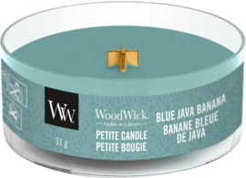 Blue Java Banana Petite Travel Candle WoodWick®