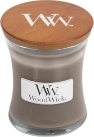 Oudwood Mini Candle WoodWick© 20h.