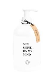 Handzeep Sunshine 500ml wit
