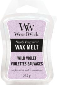 Wild Violet Mini Wax Melt WoodWick®