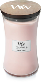 Coastal Sunset Large Candle WoodWick®