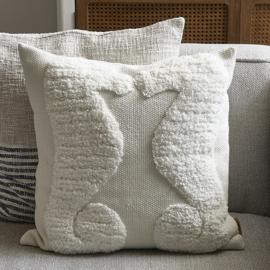 Sea Horse Pillow Cover