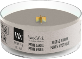Sacred Smoke Petite Travel Candle WoodWick®