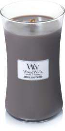 Sand & Driftwood Large Candle WoodWick®