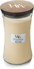 Vanilla Bean Large Candle WoodWick®