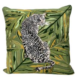 Cushion leopard CO 50x50