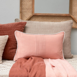 Basic Bliss Pleated Pillow Cover 50x30