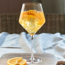 The Best Spritz Glass