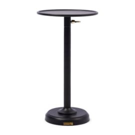 Venice Adjustable Sofa Table black M