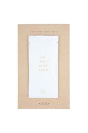 Gezichtsmasker goud waard 10ml wit