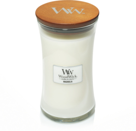 Magnolia Large Candle WoodWick®