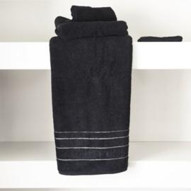 RM Elegant Towel black 140x70