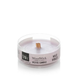 Wild Violet Petite Travel Candle WoodWick®