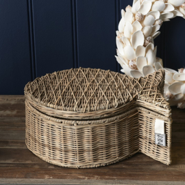 Riviera Maison RR Tropical Fish Basket M