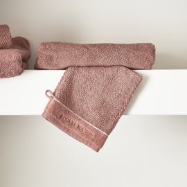 RM Elegant Washcloth plum