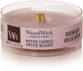 Rosewood Petite Travel Candle WoodWick®