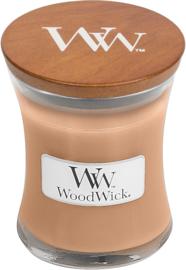 Golden Milk Mini Candle WoodWick®