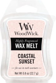 Coastal Sunset Mini Wax Melt WoodWick®