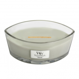Fireside Ellipse WoodWick® HeartWick Candle