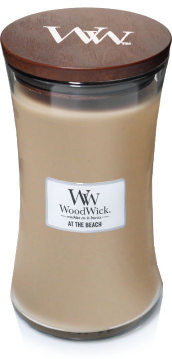 At the Beach Large Candle WoodWick®