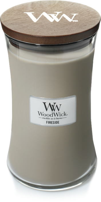 Fireside Large Candle WoodWick®