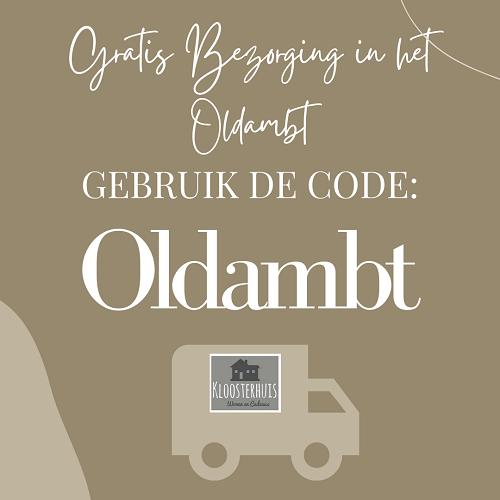 GRATIS Bezorgd in het Oldambt