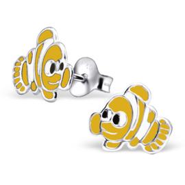 Clownfish earring