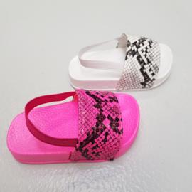 Snake slippers