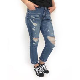 Boyfriend jeans (mommy)
