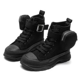 Bag it up sneaker - Black