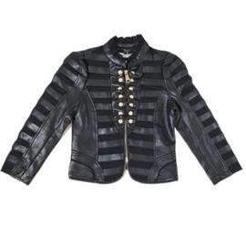 Mesh & Pearls jacket